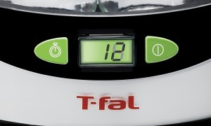 digital display t-fal