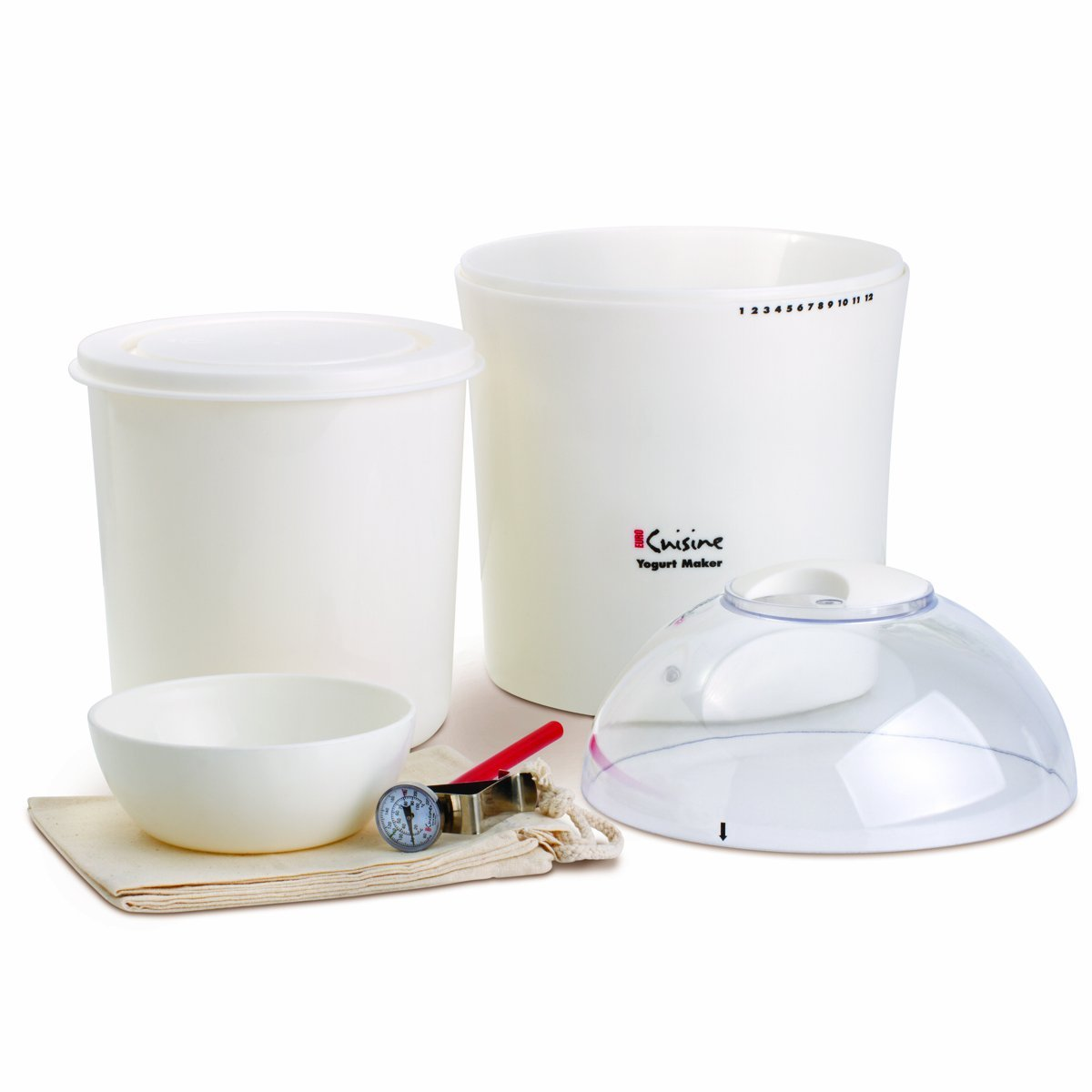 Euro Cuisine YM260 Yogurt Maker Review