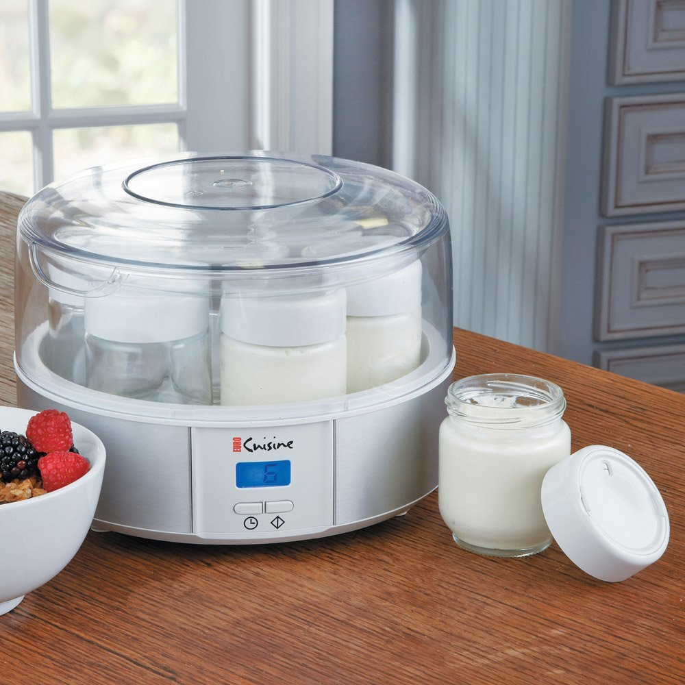 Euro Cuisine YMX650 Yogurt Maker Review