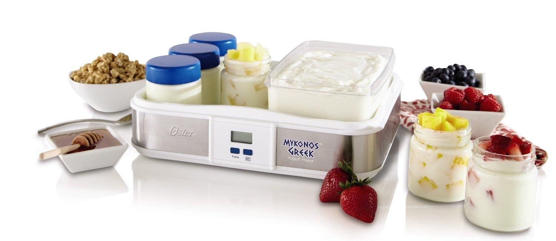 Oster CKSTYM1012 Mykonos Greek Digital Yogurt Maker Review