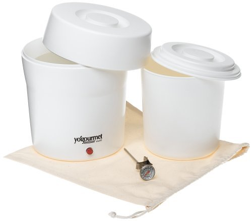 Yogourmet Electric Yogurt Maker Review